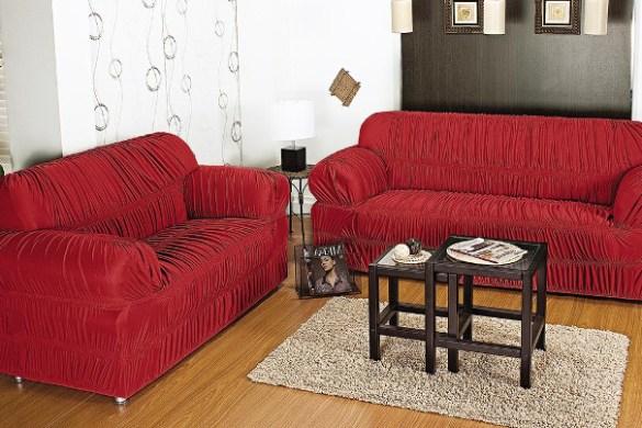 Sofá vermelho Como usar na decoração