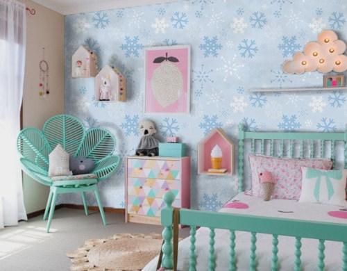 Decoração de quarto infantil feminino Como fazer