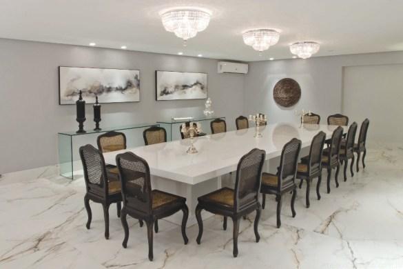 Lustre para sala de jantar Como escolher  dicas de decoração como decorar aprenda decorar