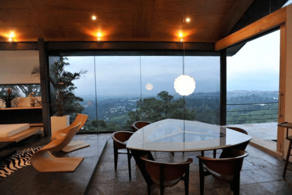 mesas modernas