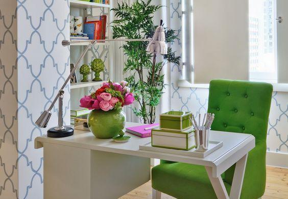 cadeiras coloridas para escritorio