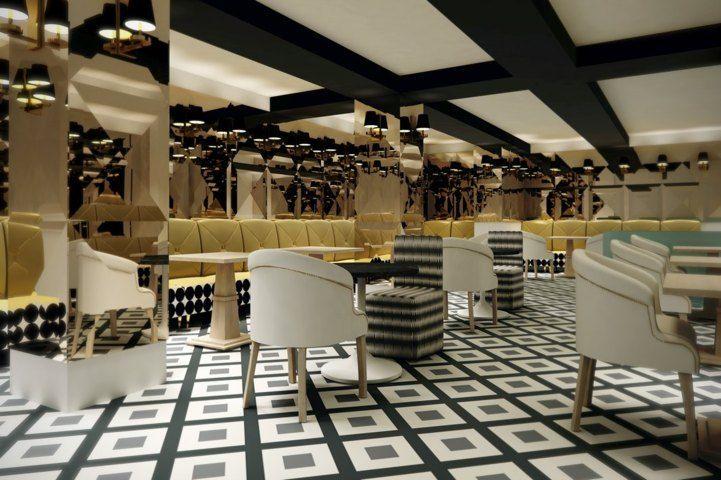 Un hotel de diseño en el centro de Nueva York