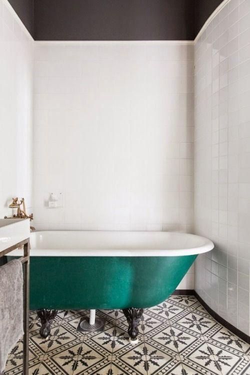 Bañeras con patas: ¿qué modelo prefieres?