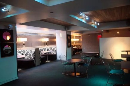 cafeteria de Room Mate Grace en Nueva York