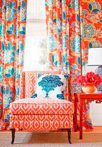Ideas para cortinas en el salón
