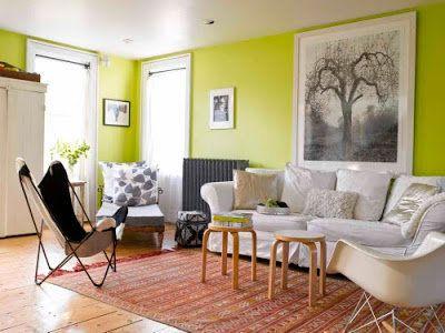 La casa de una estilista