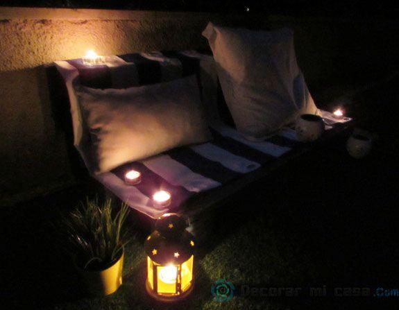 decorar-con-palets-noche