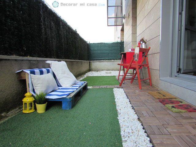 Decorar la terraza de casa para el verano