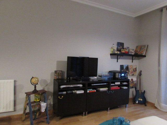 Antes y después en mi salón