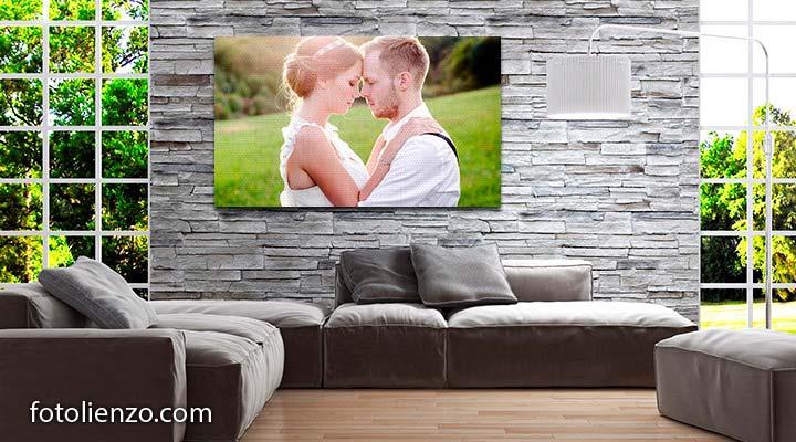 Personalizar tus paredes con tu imagen favorita