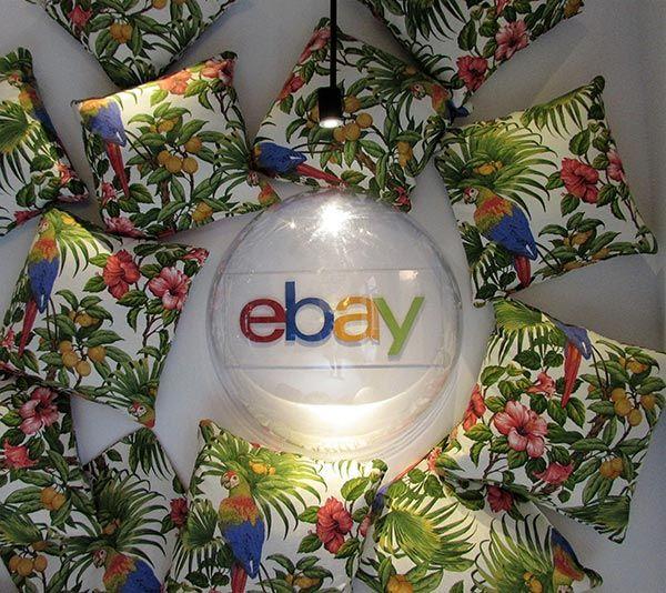 Ebay en Casa Decor