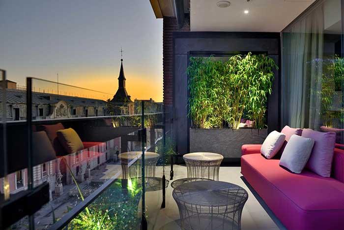 Cómo decorar una terraza pequeña con plantas