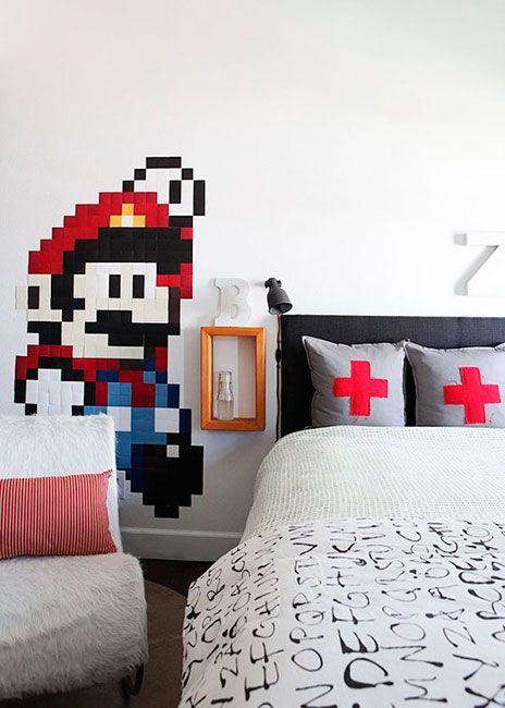 Cómo decorar la habitación de un gamer