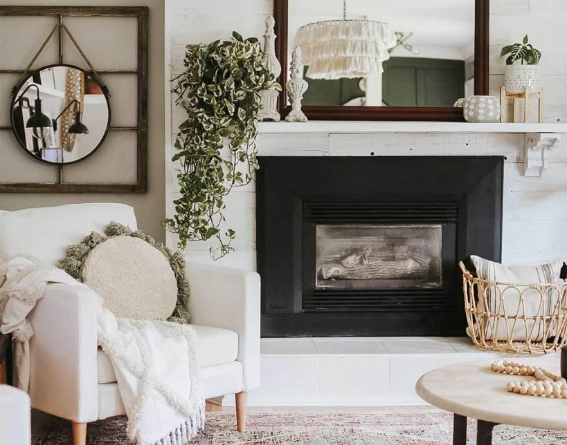 Renovate the living room