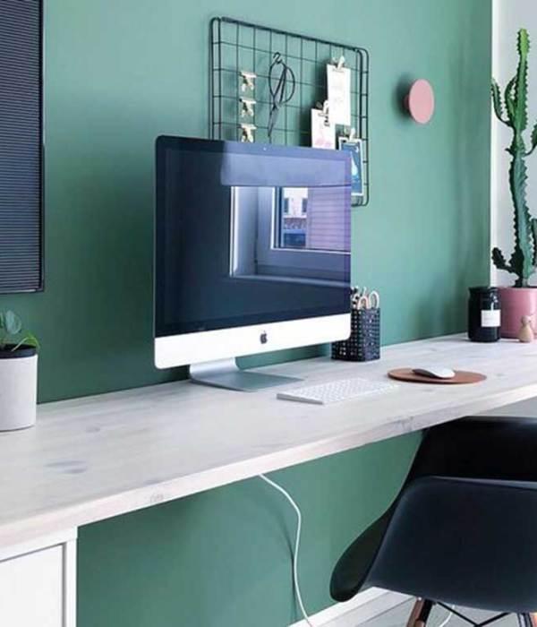Silla ergonómica y escritorio cómodo: el mobiliario imprescindible para tu oficina en casa