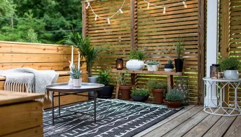 Decora tu terraza