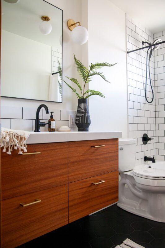 Cómo cambiar tu cuarto de baño
