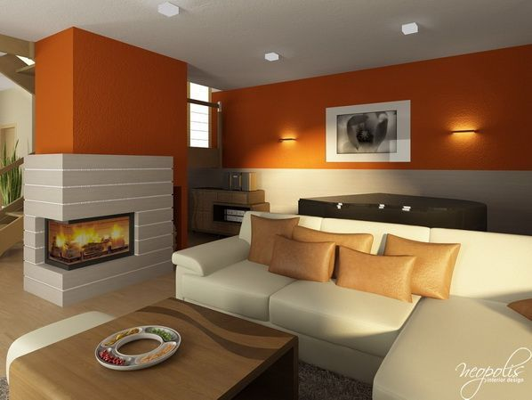 Colores De Salas Modernas