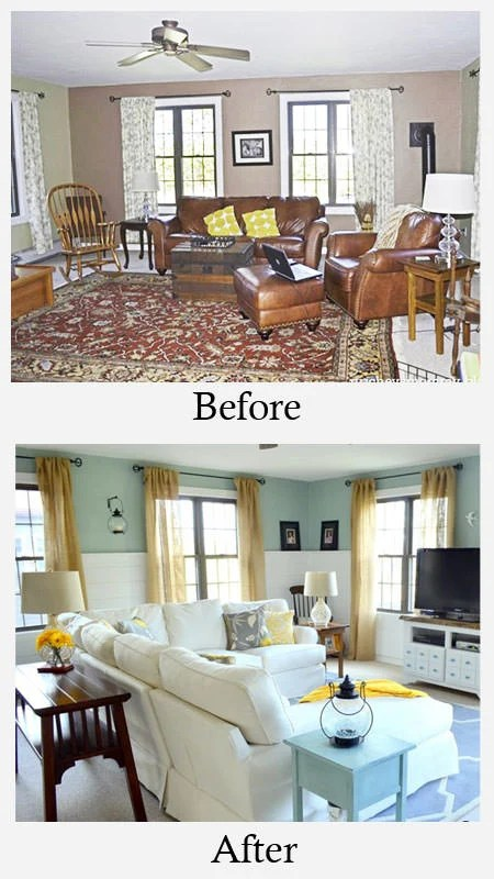 Lc Interior 6 Tips Tricks For Making A Small Room Look Bigger