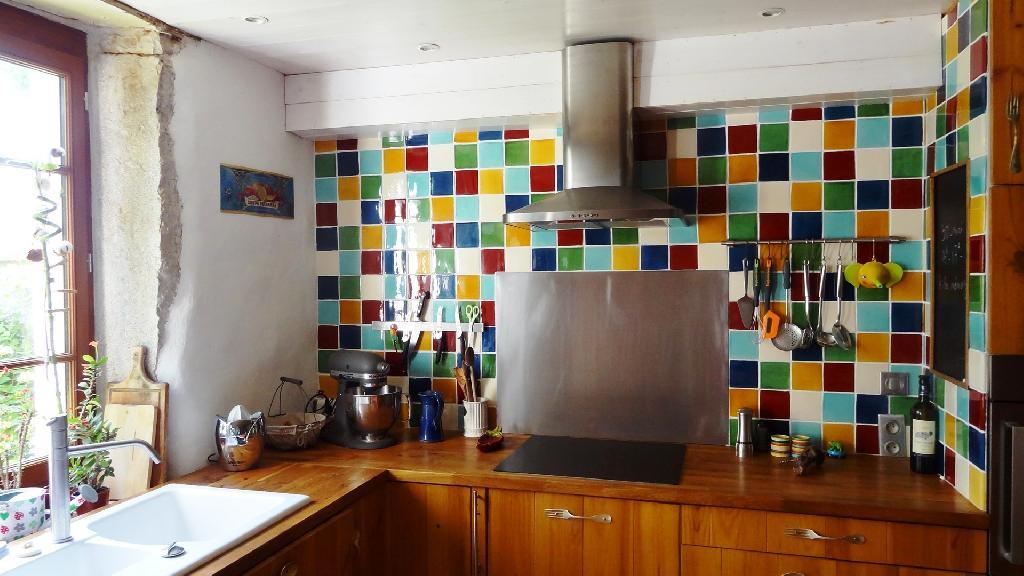 couleurs carrelage mural terre