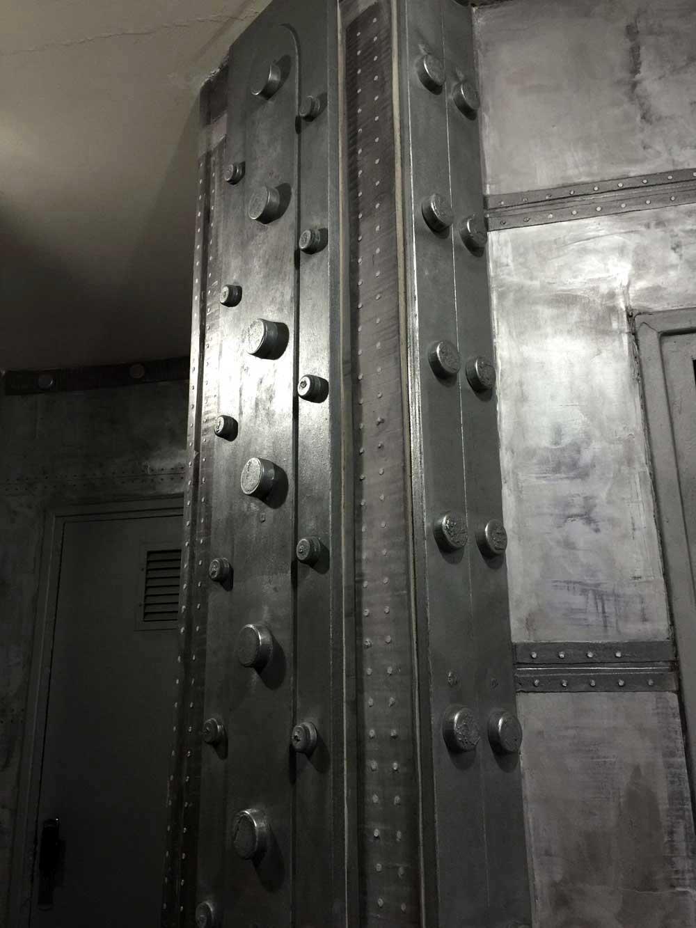 Les IPN de décoration style Eiffel pour un intérieur industriel ...
