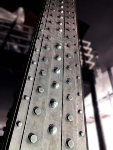 IPN de décoration style eiffel industriel