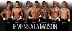 strip-tease à domicile Paris