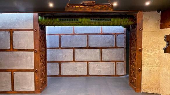 Décorateur d'intérieur murs industriel créations décoration style industriel 3D