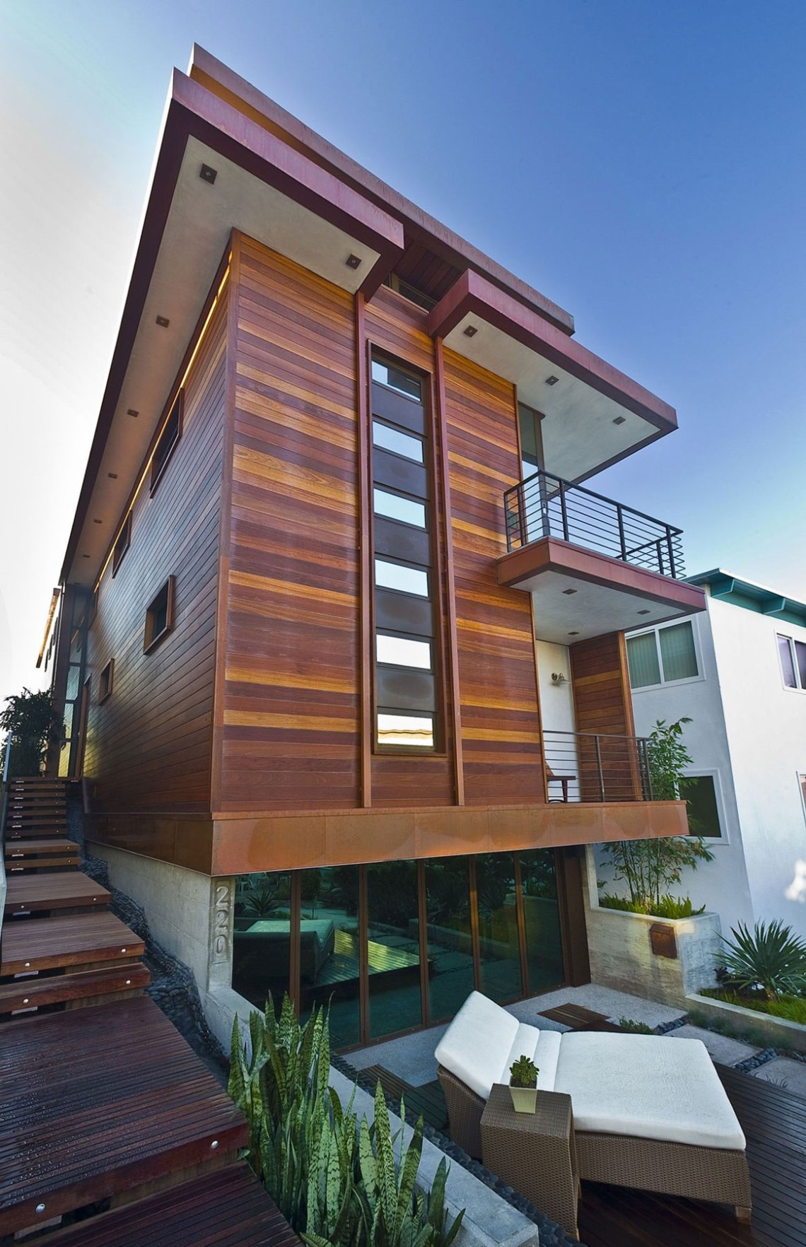 25 Contemporary Exterior Design Ideas - Decoration Love