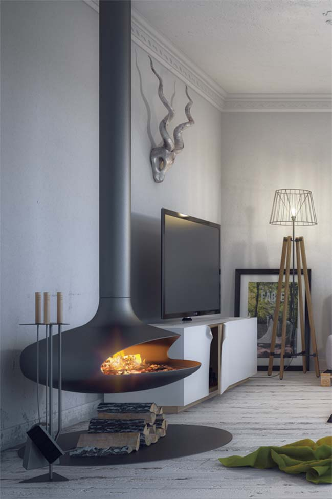Decorating Shelves Living Room