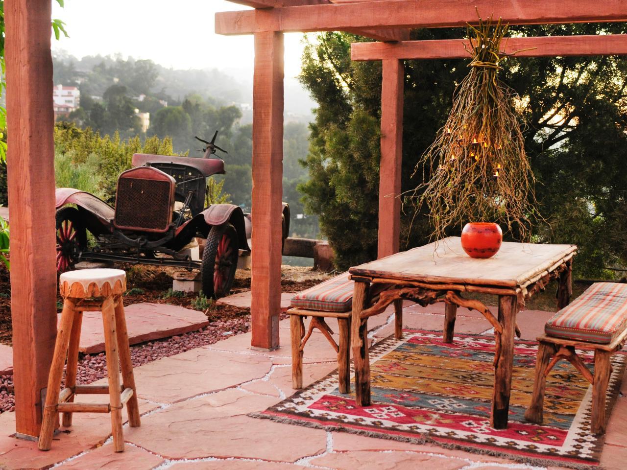 25 southwestern outdoor design ideas