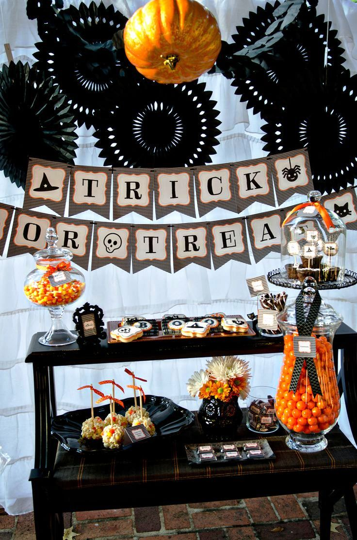 25 Halloween Food Decorations Ideas Decoration Love