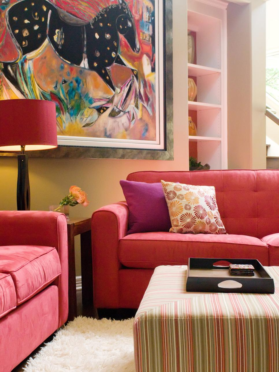25 Beautiful Red Living Room Design Ideas Decoration Love