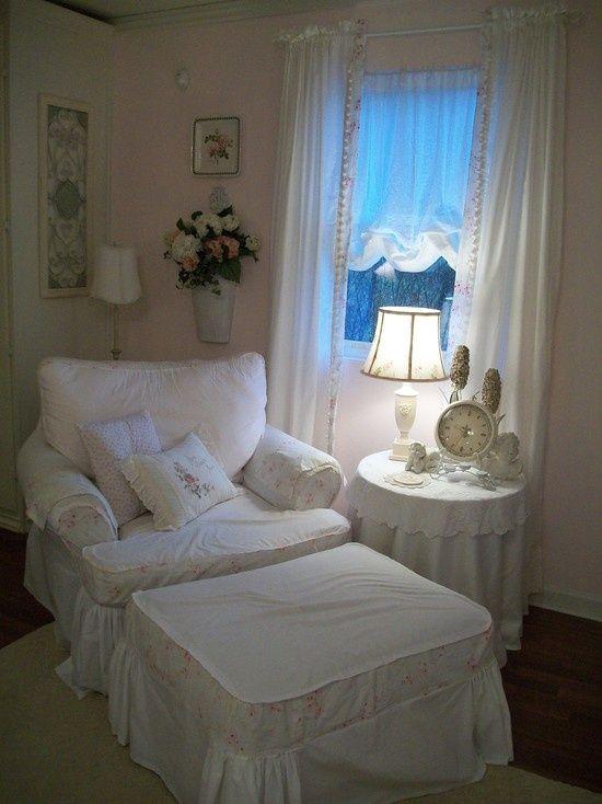 25 Dream Shabby Chic Living Room Design Ideas Decoration
