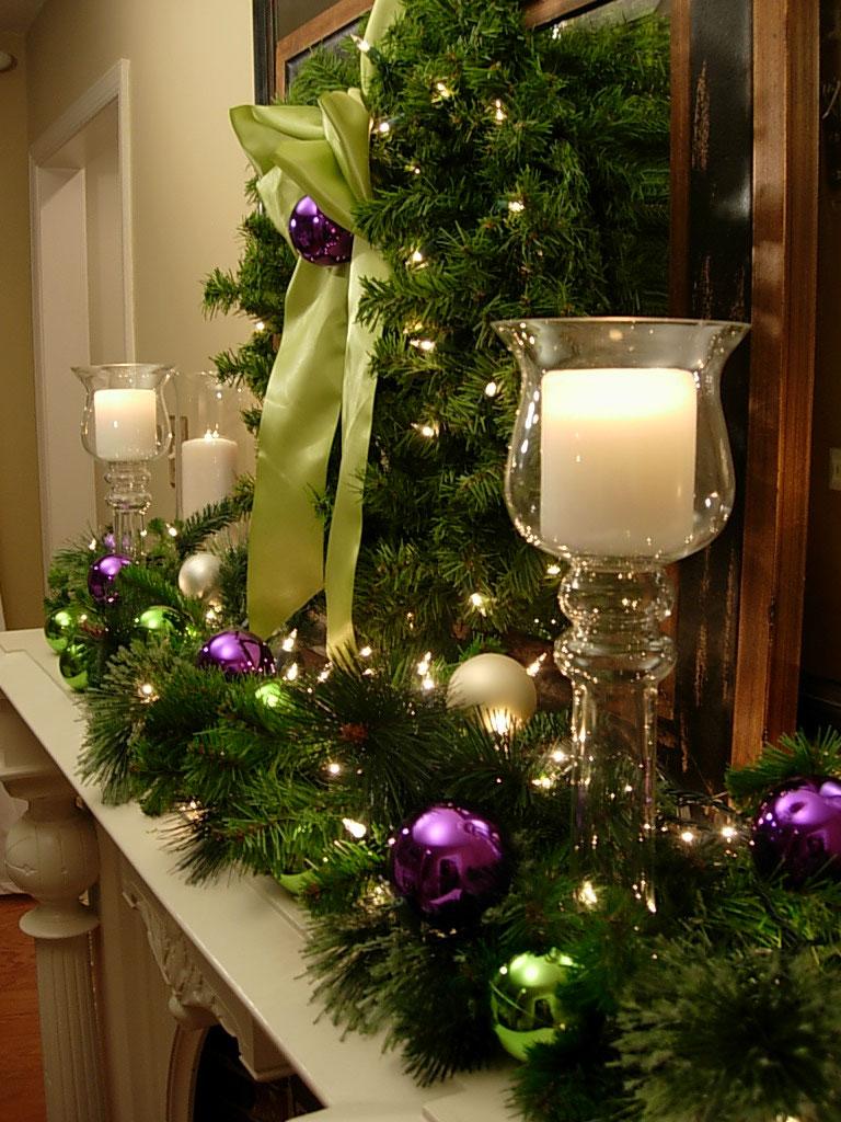 38 Great Christmas Mantel Decorations Ideas Decoration Love