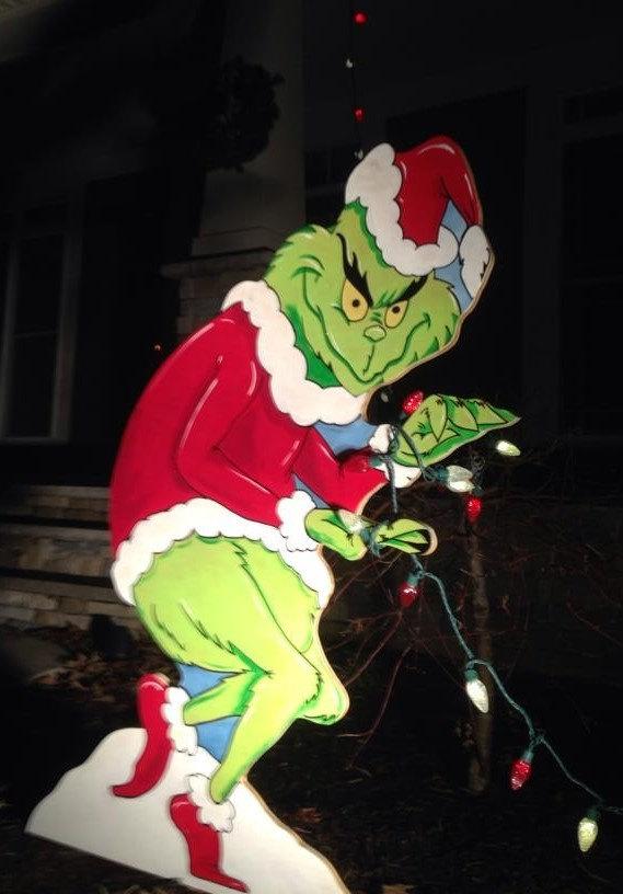 40 Grinch Christmas Decorations Ideas Decoration Love