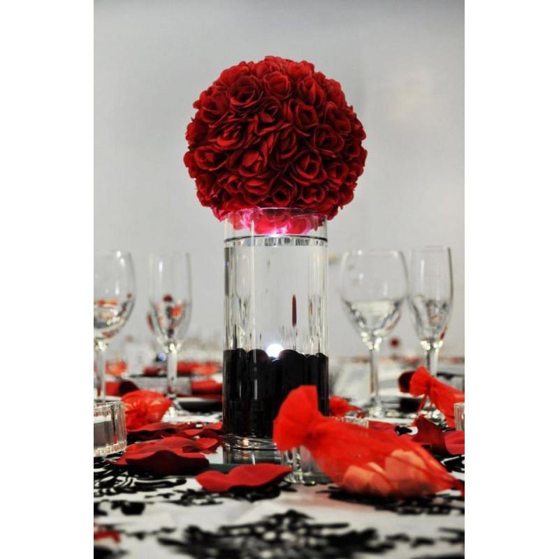 Boule De Fleur Mariage Centre De Table Mariage
