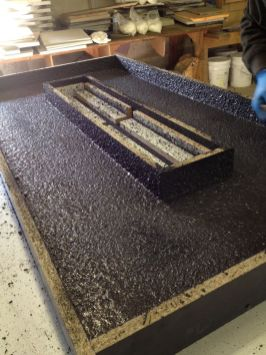 Polished Concrete Countertop-193