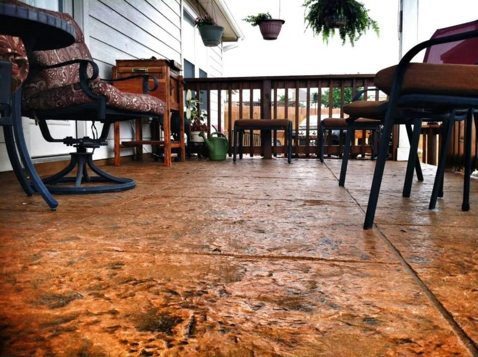 concrete patio st louis resurfacing