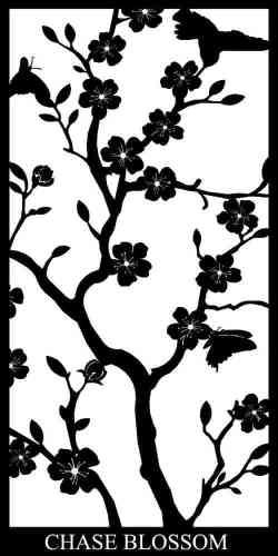 Chase Blossom Decorative Screens