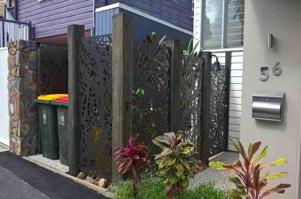 Vines Fence & Pier Infills 2