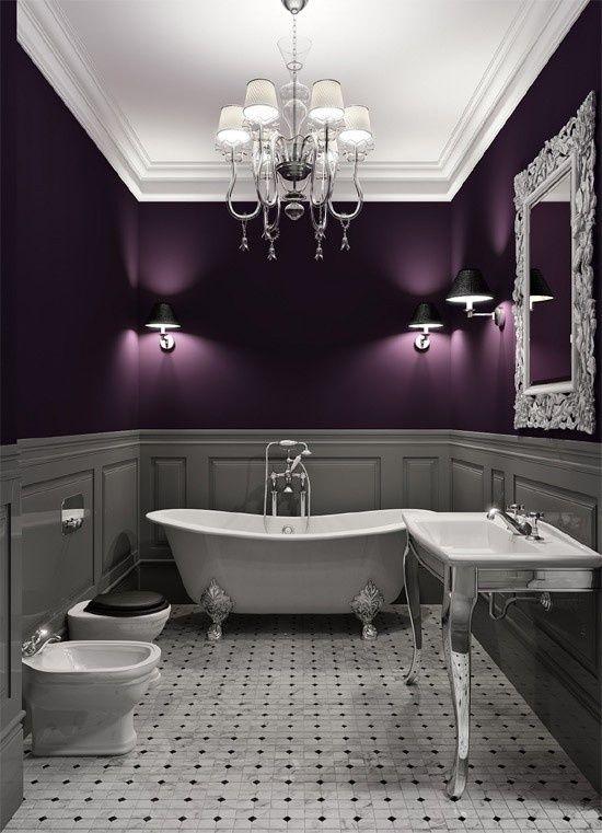 حمام 12 ديكورات حمامات في غاية الأناقة