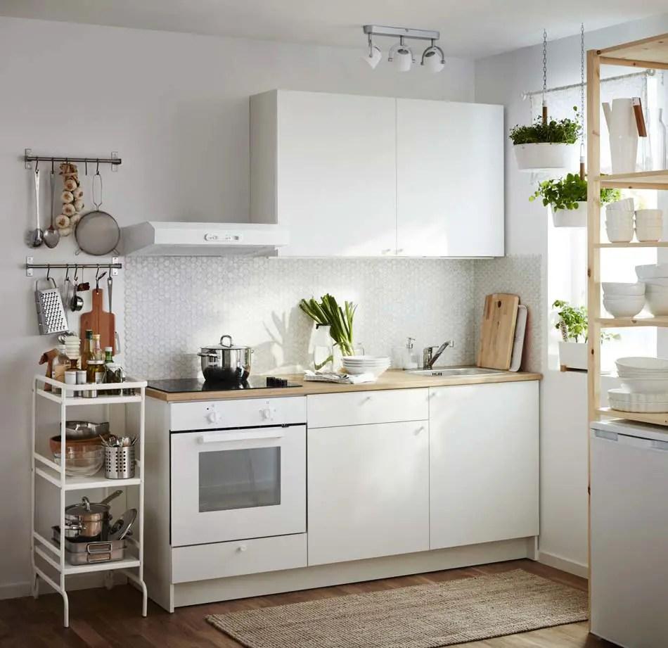 Knoxhult Petite Cuisine Ikea Deco En Images