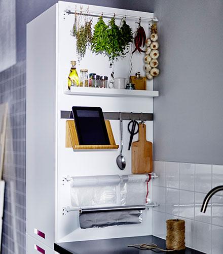Lateral de armario - Escuela de decoración de IKEA
