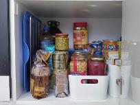 limpiar la despensa: armarios y cajones de la cocina - limpieza de primavera -junio relimpito