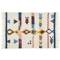 Maisons du Monde - alfombra de estilo boho