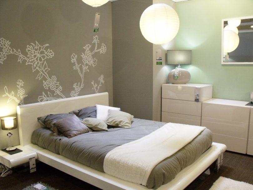 des idees de decoration pour une chambre a coucher zen