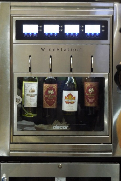 Dacor Wine Saver