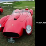 20 Ferrari 250 Testa Rossa's Gather At Pebble Beach