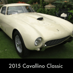 Preview Of The 2015 Cavallino Classic